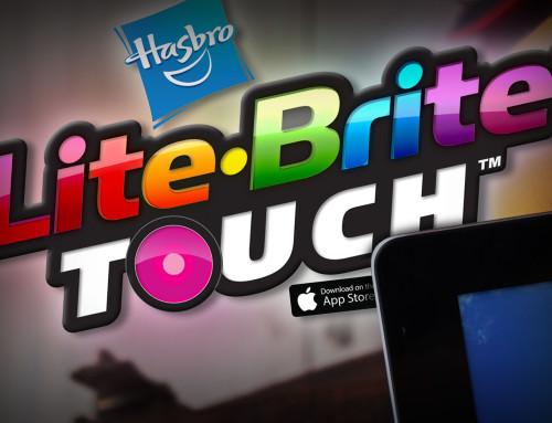 Lite-Brite® Touch