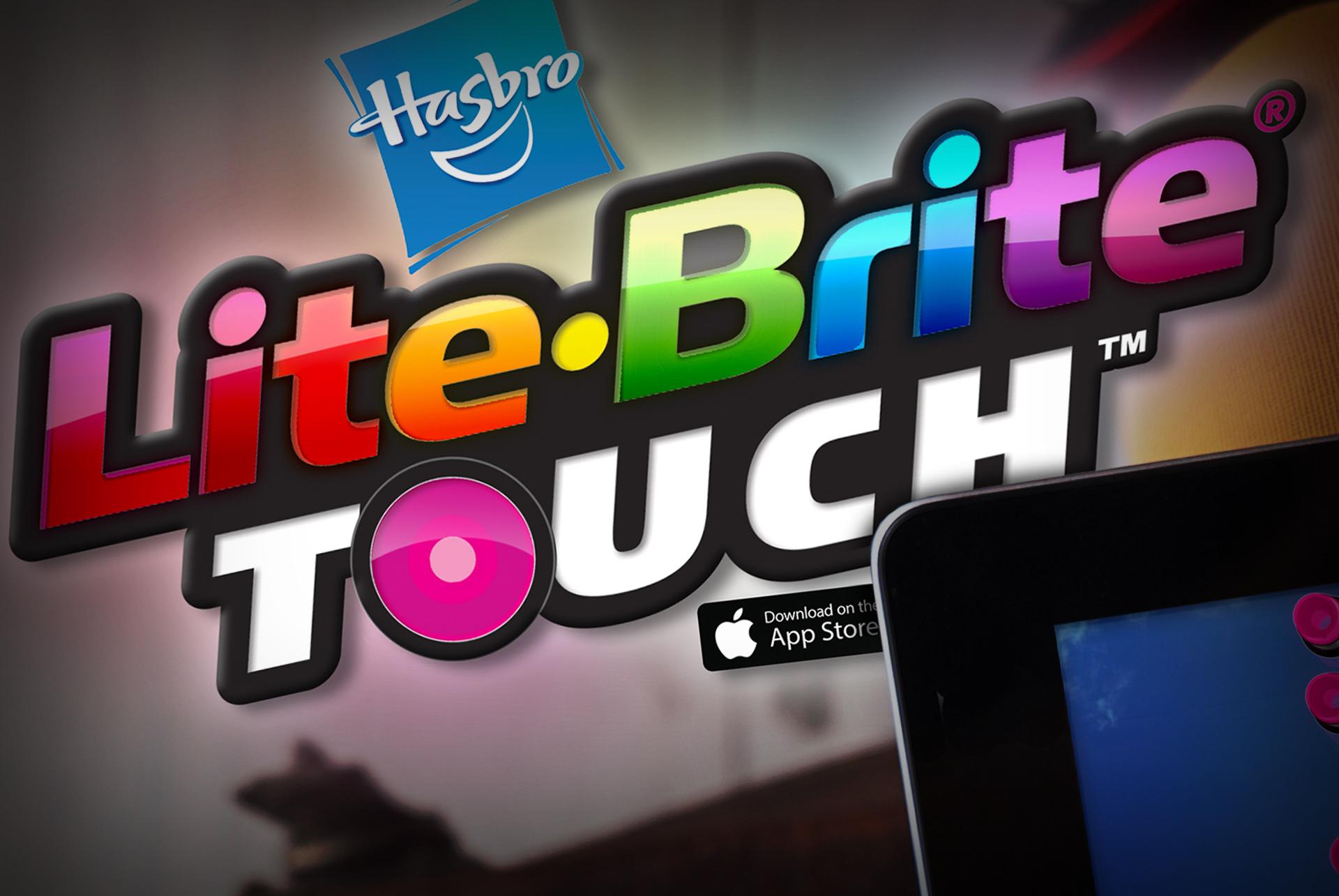Lite-Brite™ Touch